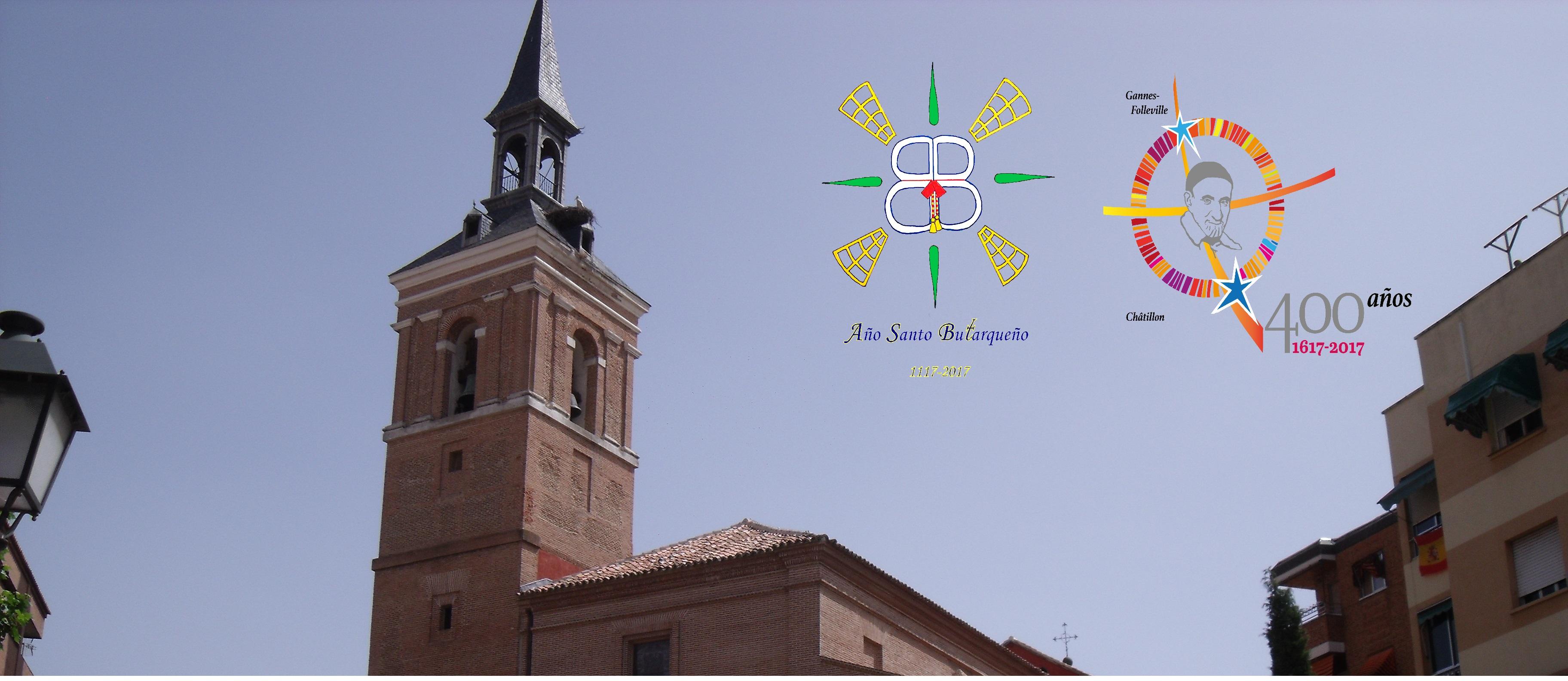 2017: Año Santo Butarqueño y 400 Aniversario del Carisma Vicenciano